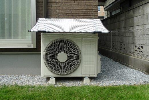 エアコンの室外機カバーはしたくない!代用となるもの