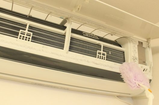 エアコンのお掃除機能とは?カビを抑える方法